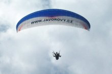 Tandem Paragliding Javorový